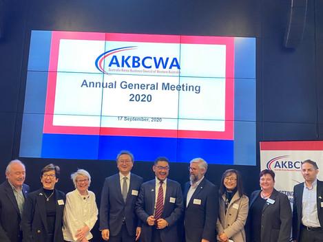 [Photos] AKBCWA AGM 2020