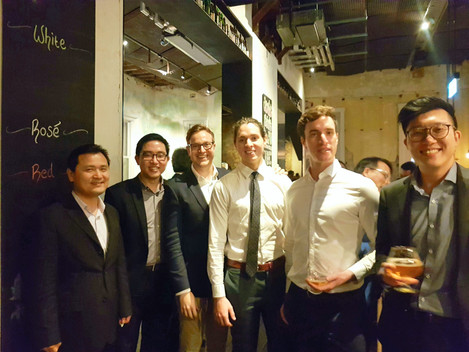 [Photos] Australia Korea Young Professionals Networking Night