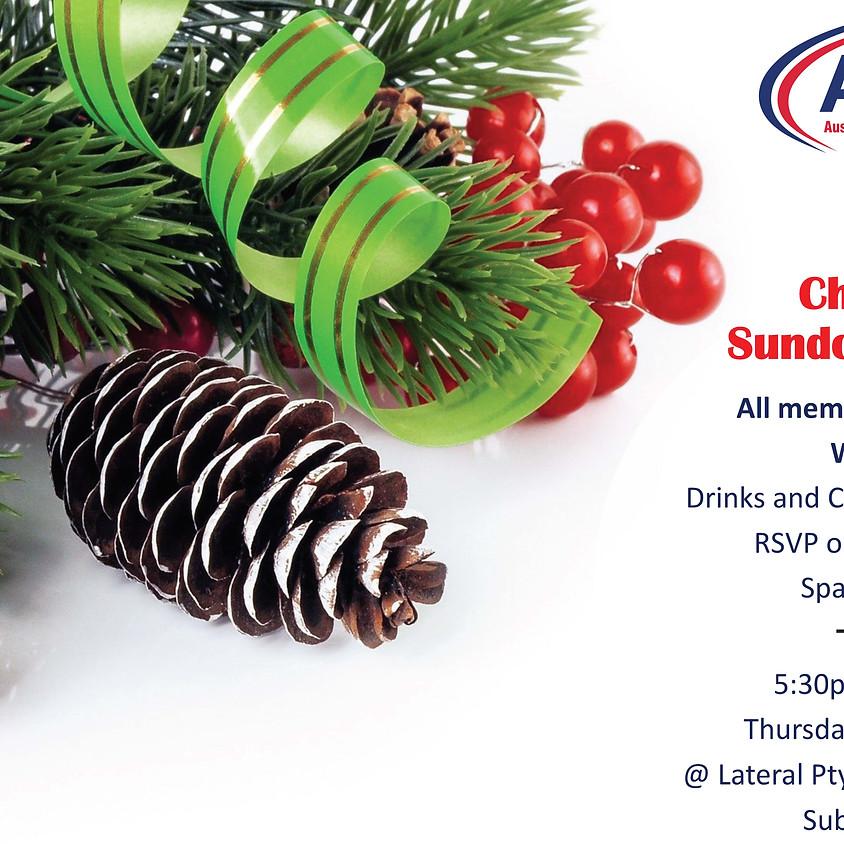 AKBCWA Christmas Sundowner Party!