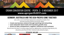 [Event Invitation] 2017 Asia - Pacific Regional Conference, 3 - 5 Nov 2017