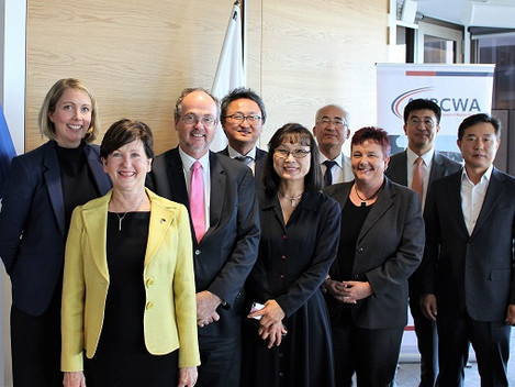 [Photos] AKBCWA Leaders Lunch with Hon Bill Johnston MLA
