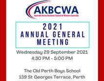 AKBCWA 2021 Annual General Meeting