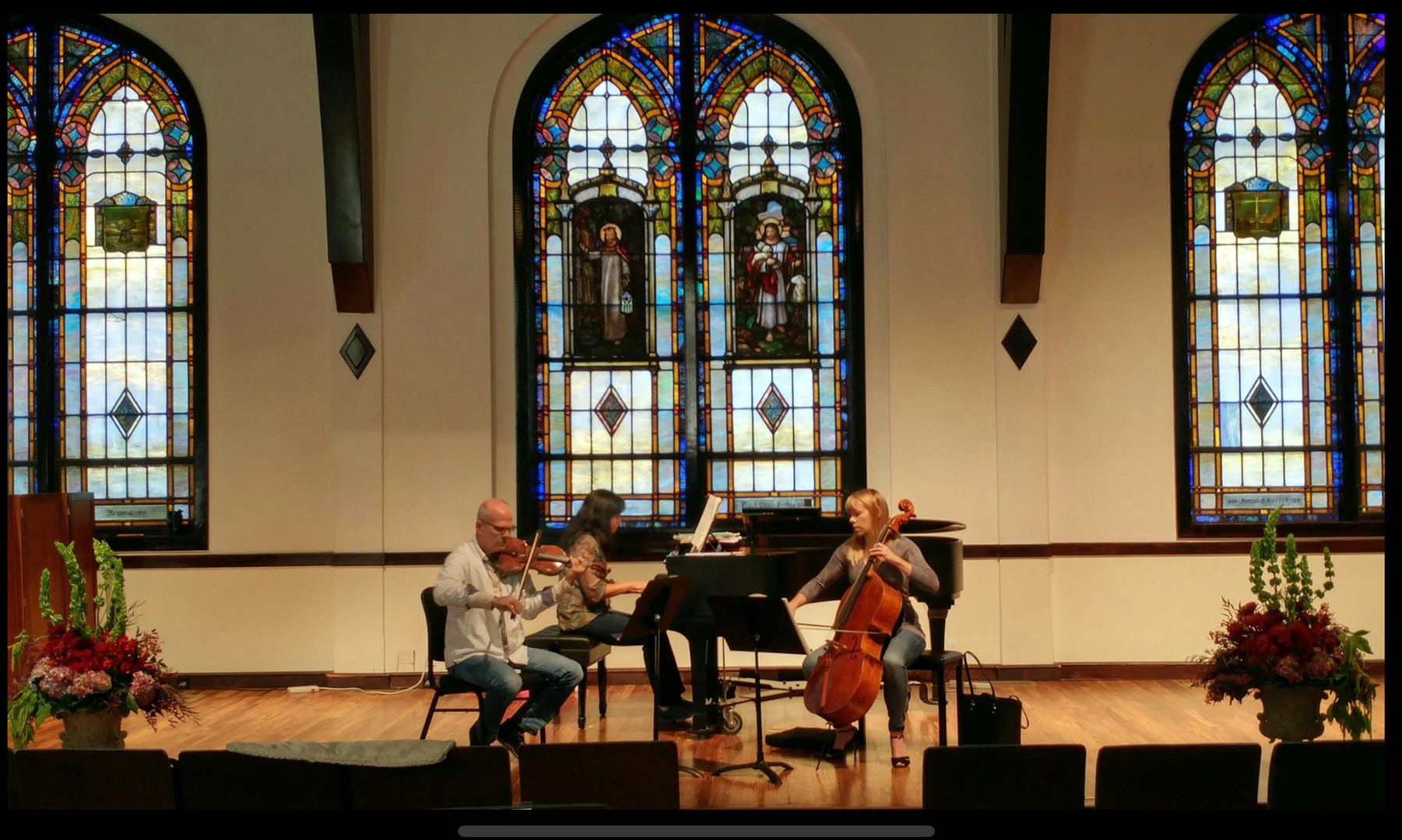 The Aviara Trio