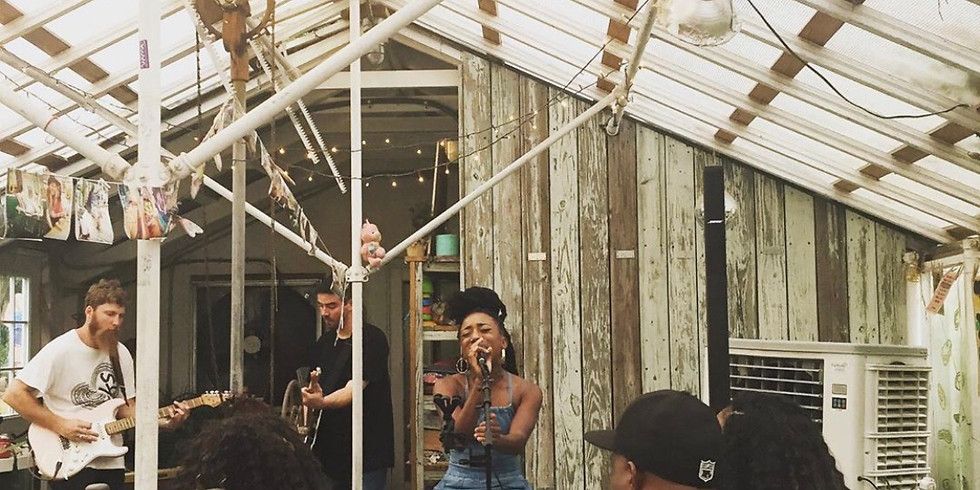The Greenhouse on Porter Presents: Symone French