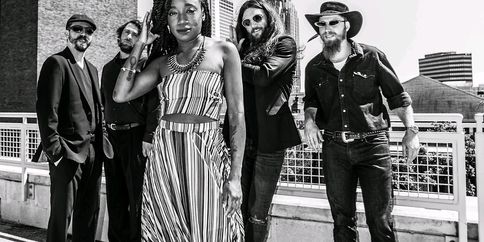 Symone French & the Trouille Troupe LIVE at the Brickyard!