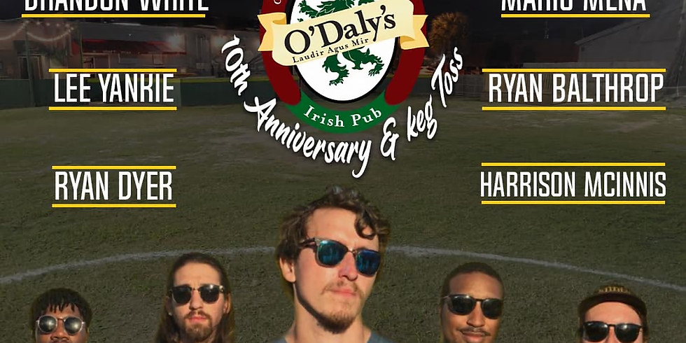 O'daly's 10th Anniversary and Keg Toss!