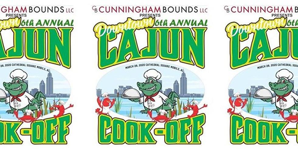 2020 Downtown Cajun Cook-Off