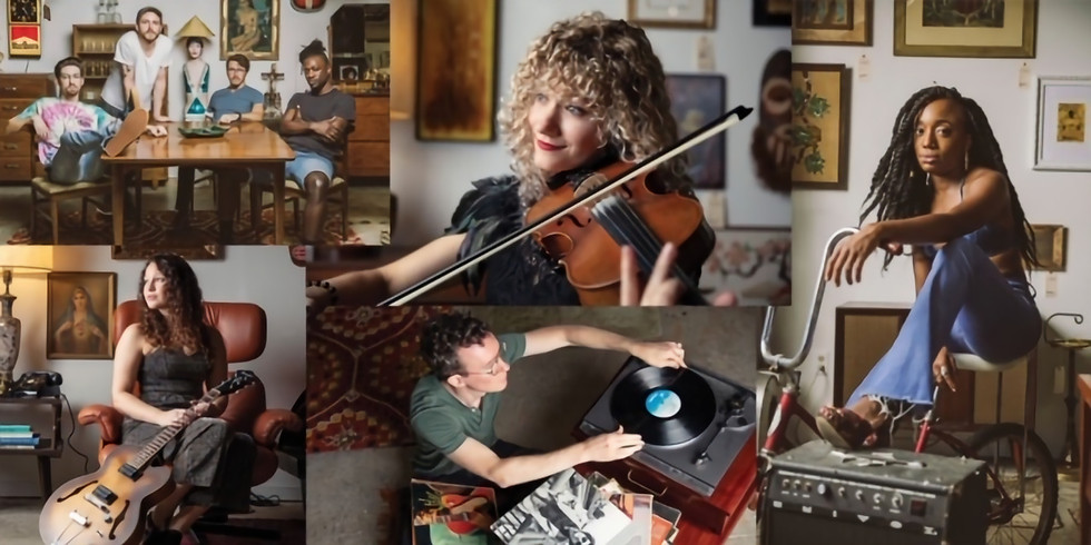 On the Rise: A Concert of Musicians to Watch