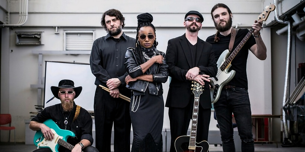 Symone French & the Trouille Troupe LIVE at Big Beach Brewing Co.