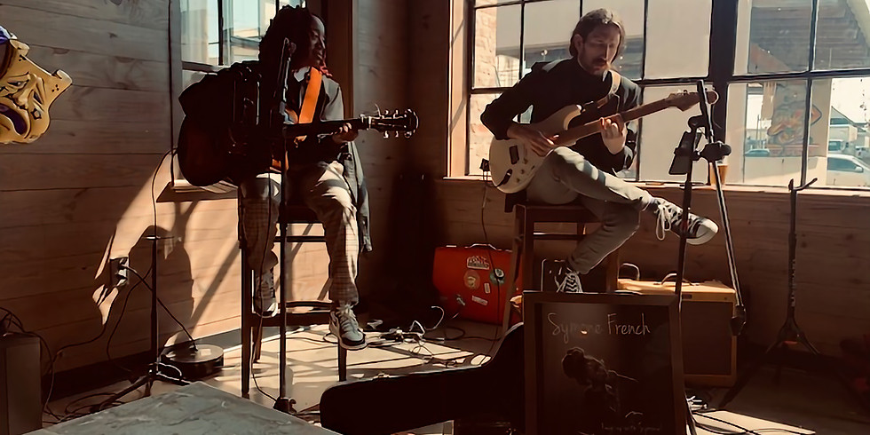 The Symone French Duo LIVE at Bluegill