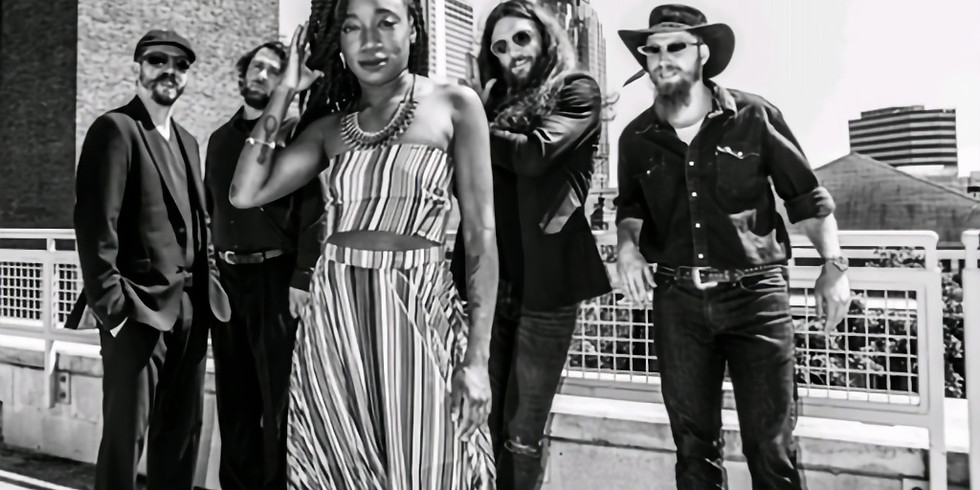Symone French & The Trouille Troupe LIVE at Brickyard