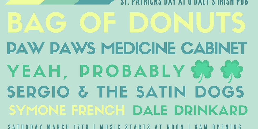 ST. PATRICK'S DAY AT O'DALY'S IRISH PUB