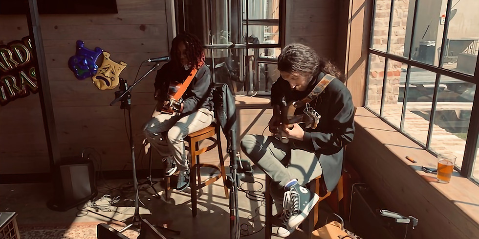 OSO at Bear Point Presents: The Symone French Duo