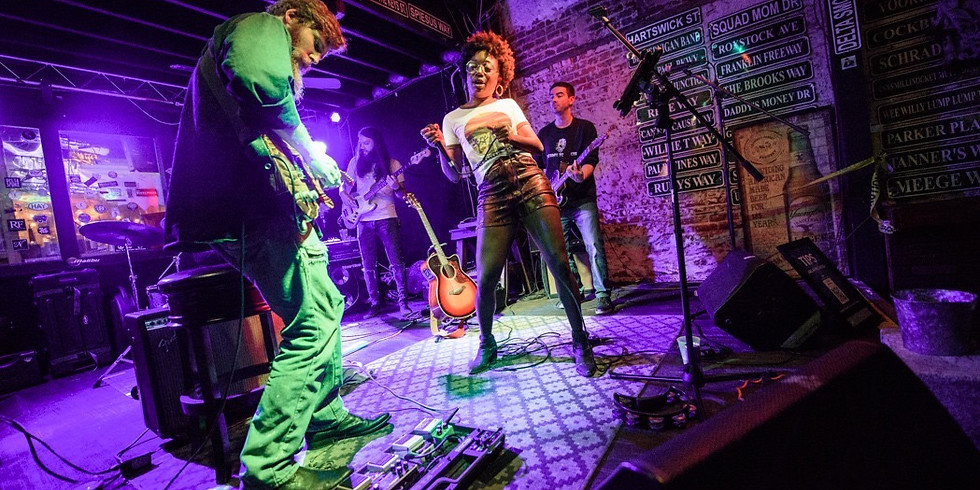 Symone French & The Trouille Troupe LIVE at Boots & Spurs!