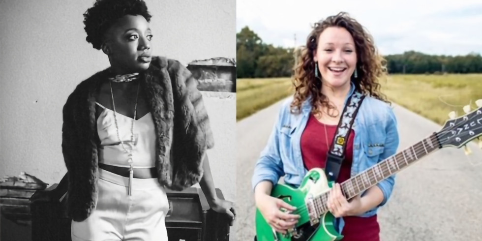 Symone French & Laurie Anne Armour LIVE at Manci's