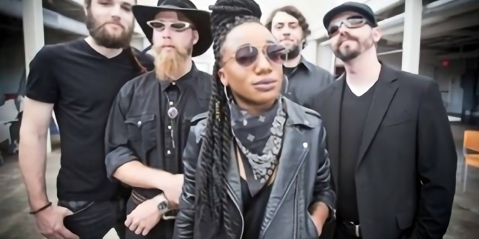 Symone French & the Trouille Troupe Live at the Julep Room