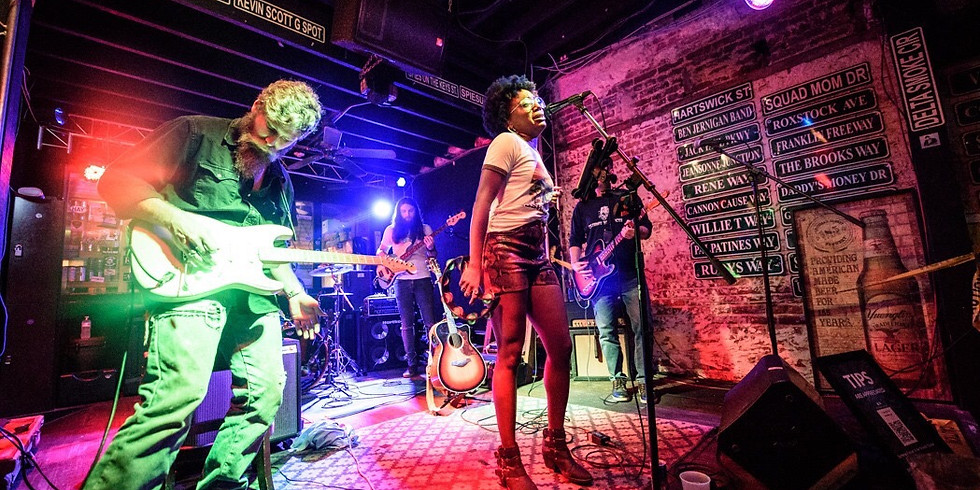 Symone French & the Trouille Troupe LIVE at Brickyard!