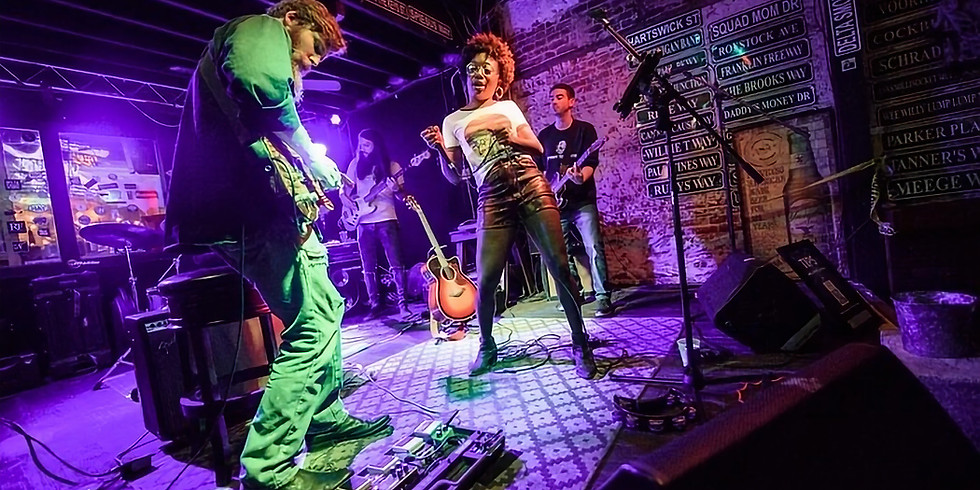 Symone French & the Trouille Troupe LIVE at Boots & Spurs