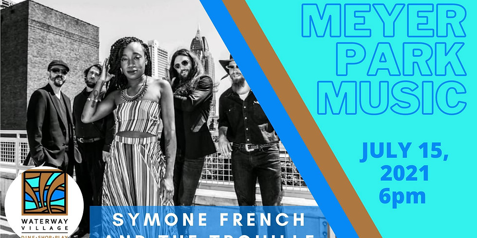 Music at Meyer Park: Symone French & the Trouille Troupe