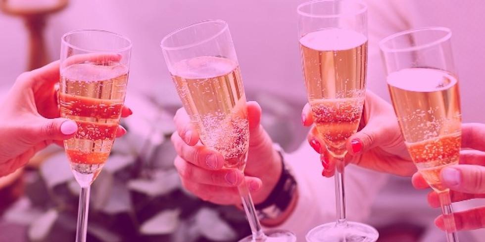Bubbles & Bonbons: A Galentine's Day Affair