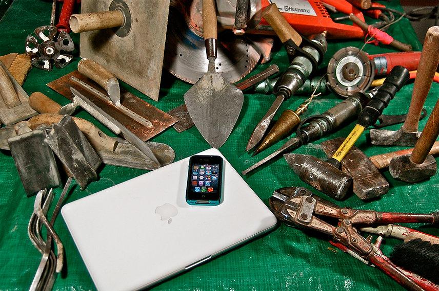 Baltimore Brick Repair - the tools for business