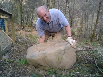 Bill the boulder