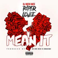 """""""Mean It"""" DJ Nicki Nice featuring Paper Lovee"""