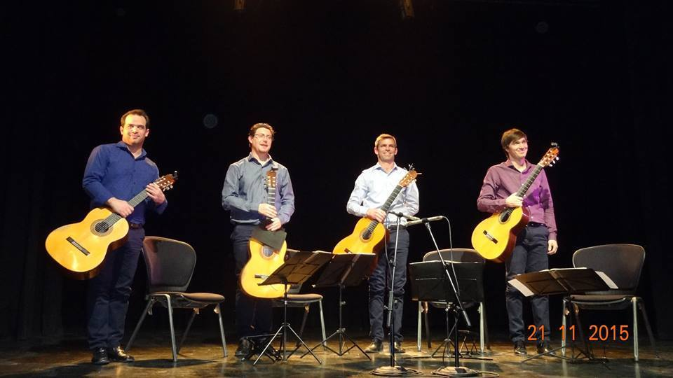 Cuarteto de Guitarras Ecos