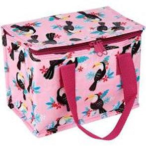 Tiki Toucan Lunch Bag