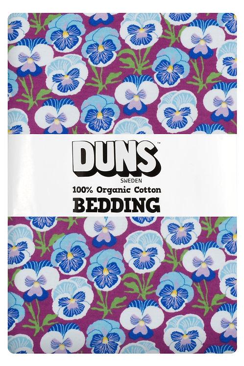 Duns Pansy Hyacinth Violet Bedding set ( single bed) adult