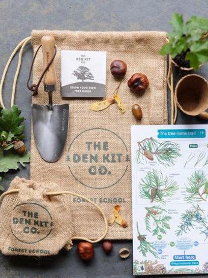 The Den Kit Company Plant a Tree Kit