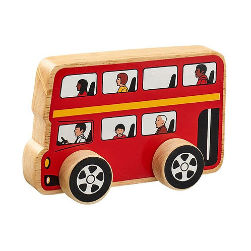 Lanka Kade Push along Double Decker Bus
