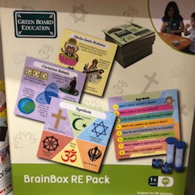 Green Board Education Brainbox RE Pack