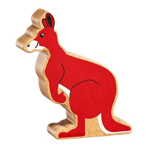Lanka Kade natural red kangaroo