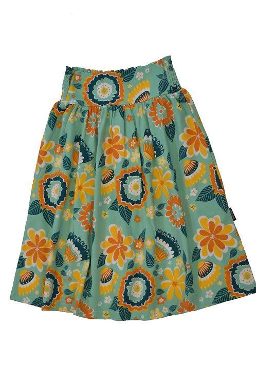 Moromini Mumbi Flower Sun Skirt