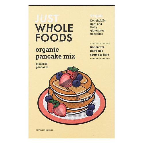 Just Whole Foods Organic Pancake Mix