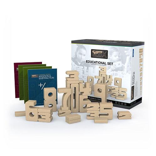 Sum Blox Educational Set ( 100 pieces )