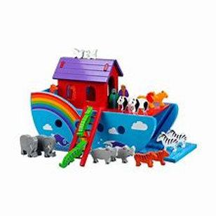 Lanka Kade Large rainbow Noah's ark
