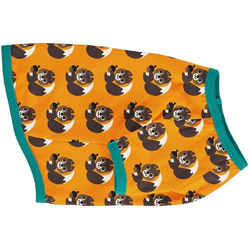 Maxomorra Squirrel Short Sleeved Dog Top