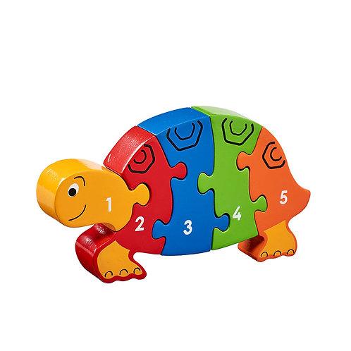 Lanka Kade Colourful Tortoise 1-5 Jigsaw