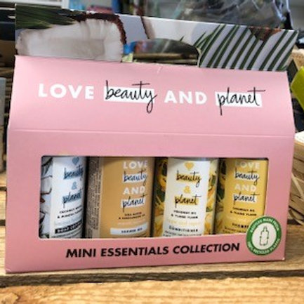 Love Beauty and Planet Mini Essentials Collection
