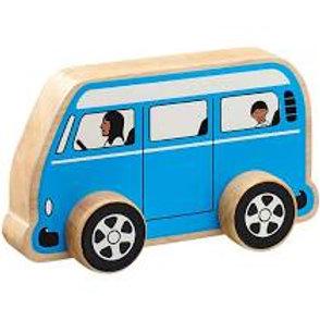 Lanka Kade Push Along Camper Van