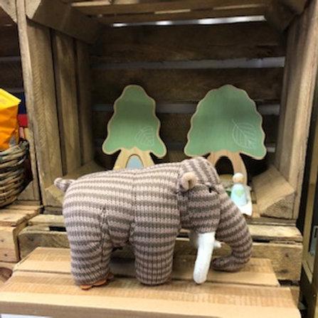 Best Years Woolly Mammoth Dinosaur Soft Toy