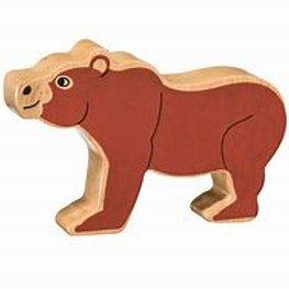 Lanka Kade Natural Brown Bear