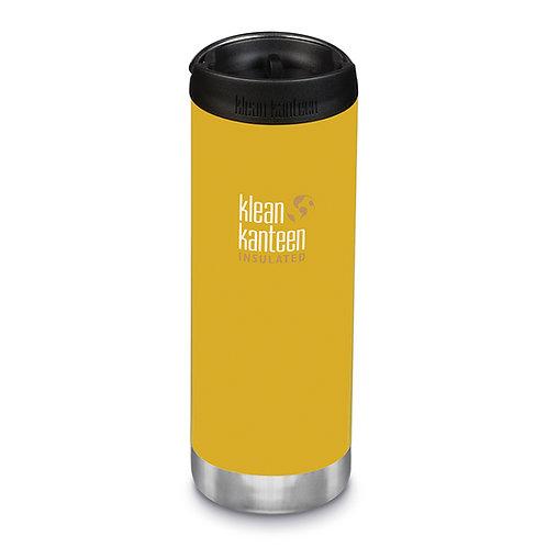 Klean Kanteen Insulated TKWide 16oz (473ml) lemon curry