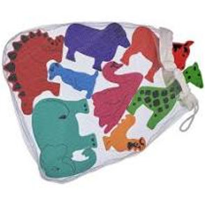 Lanka Kade Rainbow animals - bag of 8