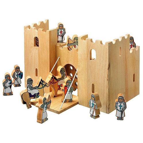 Lanka Kade Castle playscene with 12 knights