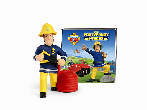 Tonies Character : Fireman Sam - The Pontypandy Pack