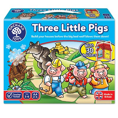 Three little Pigs Orchard Toys