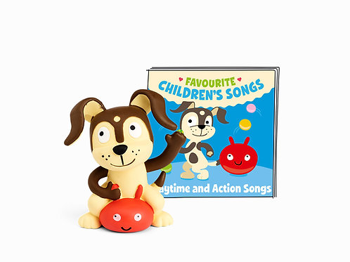 Tonies Character : Playtime and Action Songs